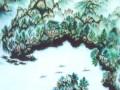 中国龙形山水 传世收藏