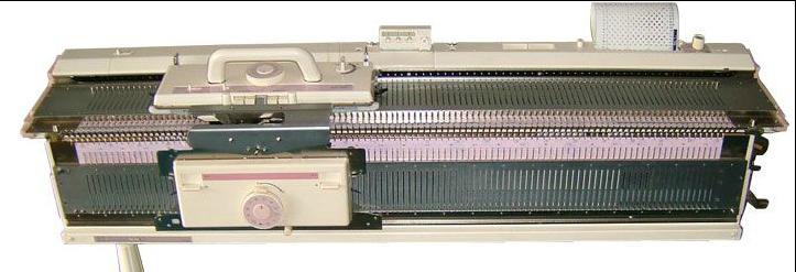 家用毛衣编织机 KH260/KR260 粗线毛衣编织机